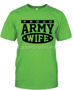 Army Wife SN16 (Unisex) - Green