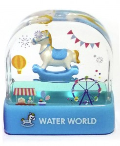 Water World Carousel WW25