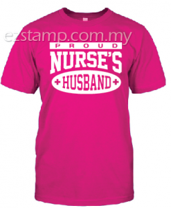 Nurses Husband SN14 (Unisex) - Pink