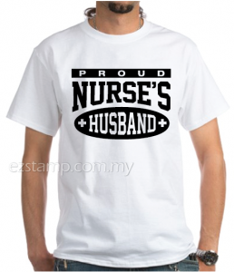Nurses Husband SN14 (Unisex) - White
