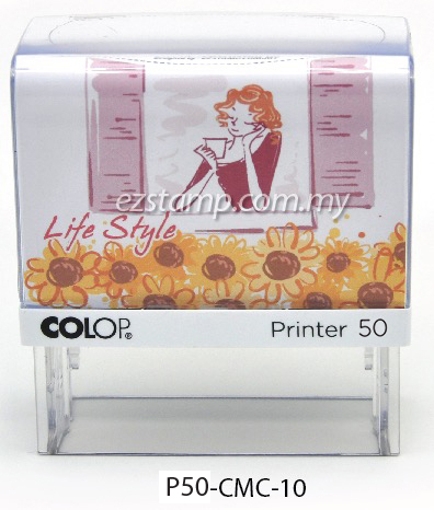 COLOP P50-CMC-10 (29x68mm)