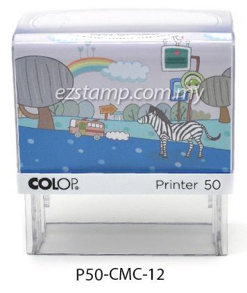 COLOP P50-CMC-12 (29x68mm)