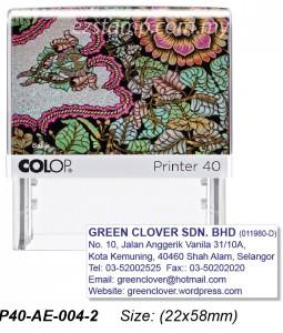 COLOP P40-AE-004-1