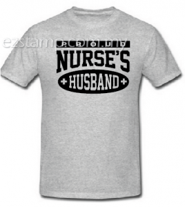 Nurses Husband SN14 (Unisex) - Grey