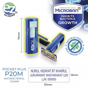 Microban Pocket PLUS 20M