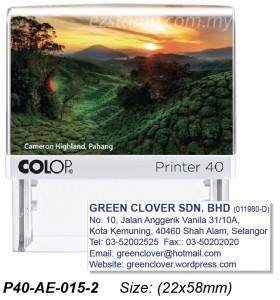 COLOP P40-AE-015-1