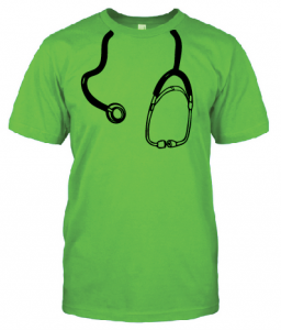 Super Doc Tee 5 (Unisex) - Green