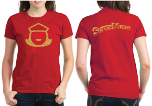 Super Nurse Tee design 5