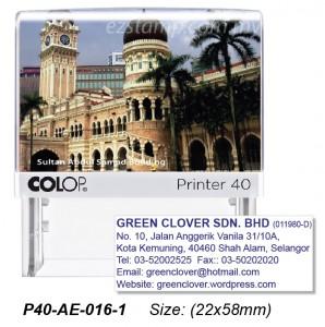 COLOP P40-AE-016-2