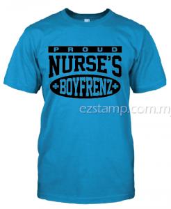 Nurses Boyfrenz SN15 (Unisex) - Blue