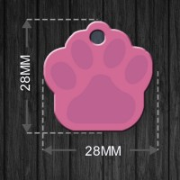 PET_TAG_PAW_28MM