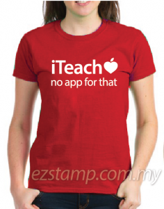 Teacher Tees - TT01 (iTeach)