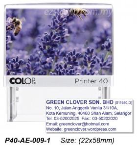 COLOP P40-AE-009-2