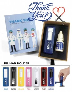 Gift Pack Stamp Thk-003