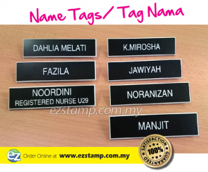 Name Tag - STANDARD