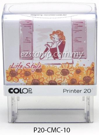 COLOP P20-comic style