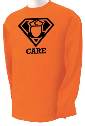 Super Nurse Care Tee 1 (Long Sleeve)