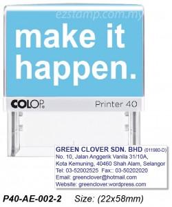colop p40