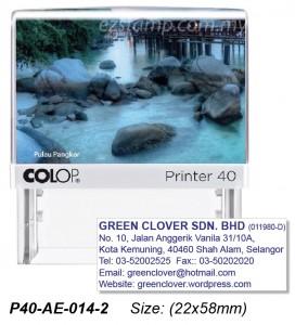 COLOP P40-AE-014-1