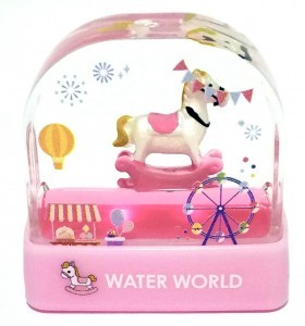Water World Carousel WW24