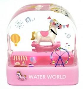 Water World Carousel WW24