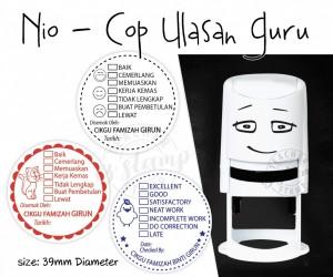 Cop Ulasan Guru - Nio (R40)