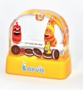 larva stamp