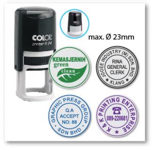 COLOP R24 (Ø 23mm)