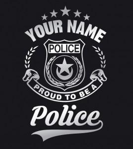 Police Hoodie