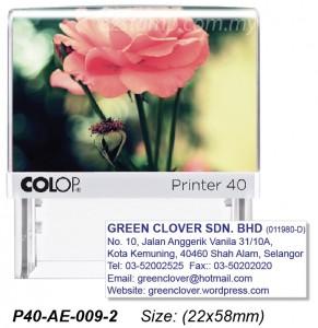 COLOP P40-AE-009-1