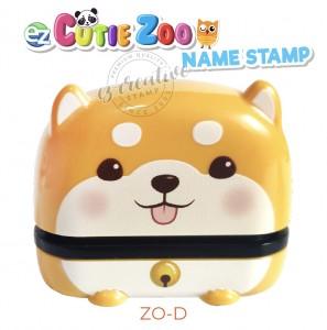 Cutie Zoo Stamp - ZO-D