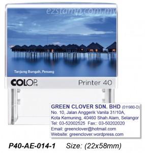 COLOP P40-AE-014-2