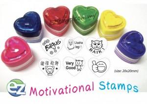 Motivational Stamps - Model AD